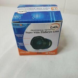Fisheye Fisheye Super Wide Angle HD Lens for CANON EF for 37mm Professional High