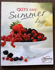 SLIMMING WORLD EXTRA EASY SUMMER DAYS 118 PAGES 50+ RECIPES EX CONDITION