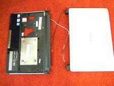 Acer Aspire One Netbook Lid - LCD Back Cover Bezel, Palmrest Top Case #486-67-s