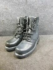 New Harley Jay Mens Waterproof Lace Ankle Ride Boots Shoes Sz 7.5 D96026 #B1210