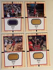 2000 UD MICHAEL JORDAN MJ's Final Floor Jumbo Cards FF4, FF5, FF7, FF9 and FF11