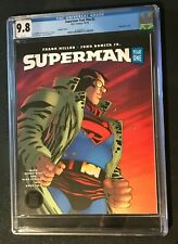 Superman Year One # 2 Variant Cover Frank Miller CGC 9.8 2019 Black Label