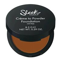 NEW Sleek Creme To Powder Foundation  - SHADES C2P17 - Russet (Medium Deep)