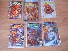 Flash 1,2,3,4,5,6,7,8,9,10 thru 52 (plus bonuses) New52