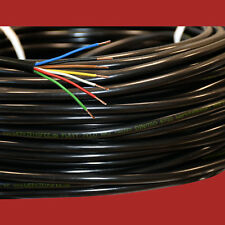METERWARE: 1m Fahrzeugleitung 7-adrig 7x1,0 mm² FLRYY bis 60V PVC DIN ISO 6722