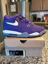 Nike Air Flight 89 HoH Purple 513795 510 Mens Size 11 New