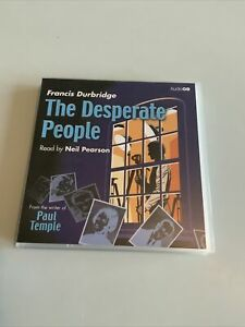 The Desperate People by Durbridge, Francis Audio Book Talking Book Story Crime