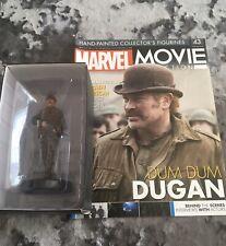 Dum Dum Dugan - Issue 43 Eaglemoss Marvel Movie Collection Figure & Magazine