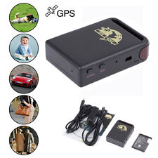 Magnetic Mini Car GSM GPRS GPS Tracker Spy Personal Real Time Tracking Child Pet