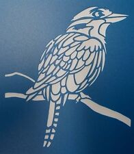 Scrapbooking - STENCILS TEMPLATES MASKS SHEET - Kookaburra Stencil
