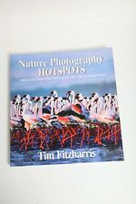Nature Photography Hot Spots Book with locations by Tim Fitzharris+Nice