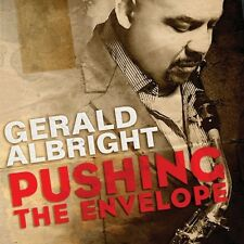 Pushing The Envelope - Gerald Albright (2010, CD NIEUW)