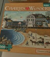Buffalo Games Charles Wysocki 1000 Piece Puzzle Clammers at Hodge's