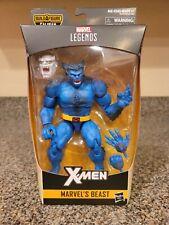"""Hasbro - Marvel Legends Series - X-MEN 6"""" Beast - Action Figure"""