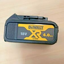 Dewalt DCB182 18 Volt 4.0 Ah XR Li-Ion Lithium-Ion Slide Battery *GENUINE*