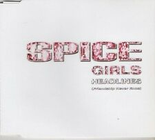 SPICE GIRLS Headlines (Friendship Never ends) 2 TRACK CD NEW - NOT SEALED
