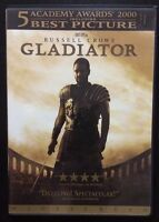 Gladiator (DVD, 2003, Limited Edition Packaging) Russell Crowe, Ridley Scott