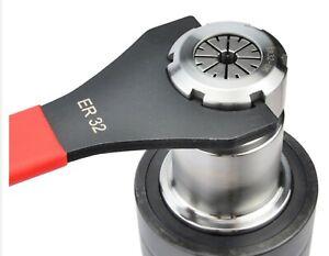 ER32 Spanner Tool Collet Nut UM Type Wrench Chuck Holder CNC Milll Lathe ER 32