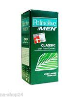(49,00€/kg) 50g Palmolive Rasierstift shavestick for Men Classic Scheer stick