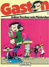 Gaston 9 (Z0-1, 1. Auflage), Carlsen
