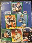 Fleer+1991+football+trading+cards+Wax+Box+36+CT