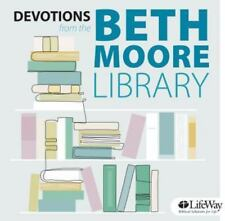 Devotions from the Beth Moore Library Audio CD, Volume 1 (CD)