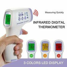 Senza contatto infrarossi IR Termometro senza mercurio ad alta precisione bambino Adulto Bambino