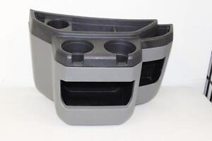 2008-2014 FORD E250 SUPER DUTY DASH CUPHOLDER CONSOLE