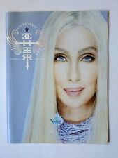 Cher Living Proof Farewell Tour 2002 Tour Book / Program