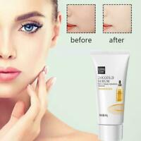 1X Gold Fullerene Cleansing Milk Whitening Amino Acid Face Cleanser B7N4