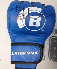 Fedor Emelianenko Signed Official Bellator MMA Fight Glove BAS Beckett COA Auto