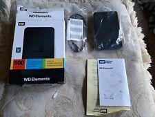 WDBPCK5000ABK-NESN Western Digital 500GB USB 3.0 My Passport Essential external