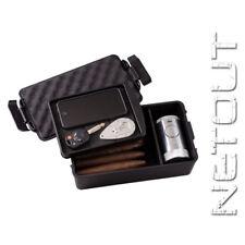 Xikar Cigar Locker Portaoggetti E Umidificatore Cigar Box Container