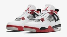 Nike Air Jordan 4 Fire Red Uk Size 11