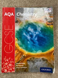 AQA GCSE Chemistry 3rd Edition by Lawrie Ryan