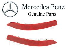 For Mercedes W164 Set Pair of Rear Left & Right Tail Light Reflector Assemblies