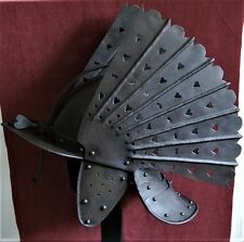 A RARE POLISH WINGED HUSSAR Zischagge Lobster tale pot helmet