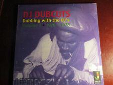 "RARE REGGAE LP: ""DJ DUBCUTS: DUBBING WITH THE DJ's VOLUMEONE 1970-1975"" JAMAICAN"