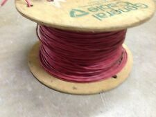 600' General Cable 18 AWG 2 Conductor Shielded Solid Fire Alarm Cable / Wire