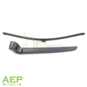 Rear Wiper Arm and Blade For Audi Q7 2015 - 2019