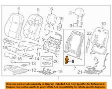 Gm Oem Passenger Seat Recline Motor 13593151 Fits Cts V