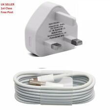 100% Genuine CE Charger Plug And USB Lead Cable for Apple SE 2020 8 7 6S X XS XR