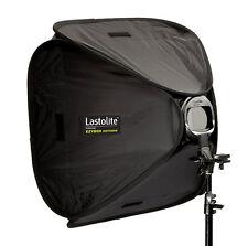 Lastolite 76x76cm Ezybox Hotshoe Softbox With Bracket