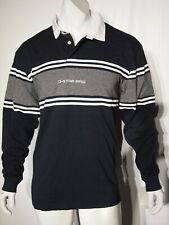 G-Star RAW men's long sleeve rugby polo size xxl