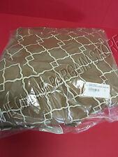Ballard Designs Umbrella Replacement Canopy Cover Patio 11' Arden Chocolate