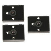 3x Camera QR Plate for Manfrotto 200PL-14 Tripod 804RC2 486RC2 496RC2 322RC2