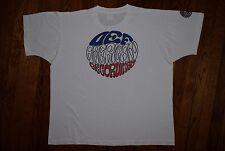 ORIGINAL Def American records hip hop vintage 90s rap T-shirt jam gets boys XL