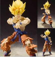 Dragon Ball son goku anime figure figures PVC Auction Toy doll YT316 Play doll06