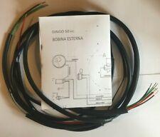IMPIANTO ELETTRICO ELECTRICAL WIRING MOTO GUZZI DINGO 50 cc. BOBINA ESTERNA