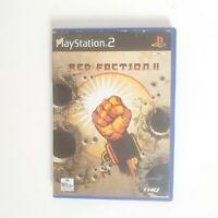 Red Faction 2 - Sony Playstation 2 PS2 - Free Postage